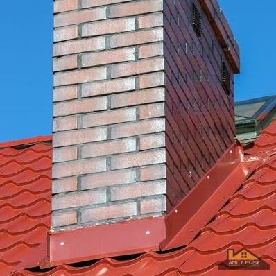 Chimney Flashing, Amity Home Maintenance Solutions