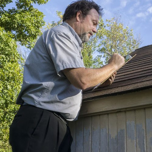 Roof Inspection, Amity Home Maintenance Solutions