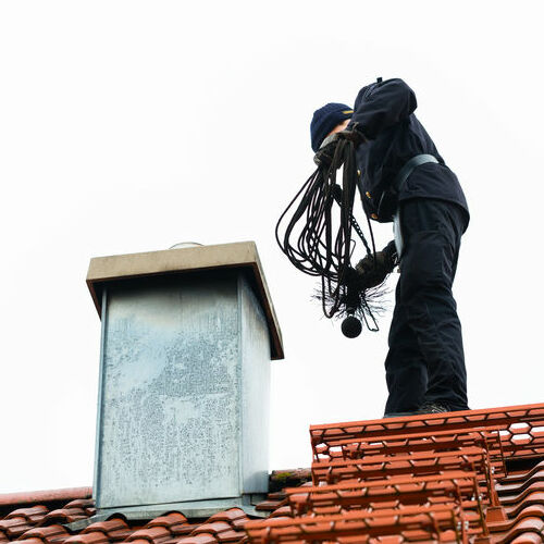 Professional Chimney Maintenance and Cleaning
